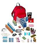 Prepper Survival Equipment - 72hr Pack