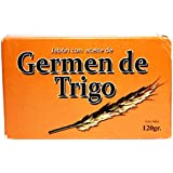 Jabon Germen De Trigo Wheat Germ Soap Cont. Net. 120g.