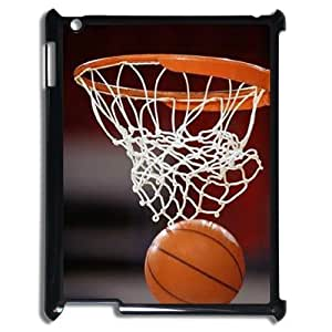 DIY Cover Case with Hard Shell Protection for Ipad2,3,4 case with basketball lxa#245470 by icecream design