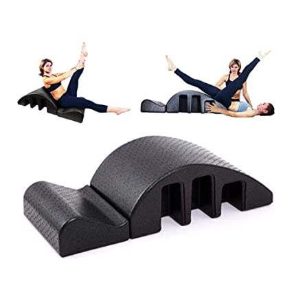 Amazon.com : Pilates Massage Bed Arc Yoga Equipment Spine ...