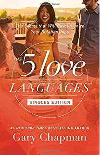 Five Singles Edition Love Languages The