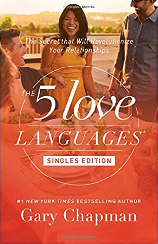 Top 5 Gary Chapman Books - Singles Edition