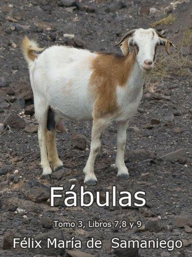 Fábulas. Tomo III. Libro 1 (Fábulas de Samaniego) (Spanish Edition)