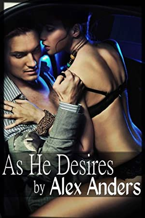 book cover of As He Desires