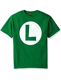 Boys' Luigi Icon Graphic T-shirt