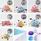Russian Piping Tips 21PCS Kit,Set for | 7 Russian
