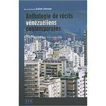 Anthologie de récits vénézuéliens comtemporains
