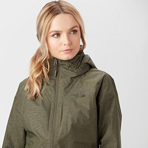 Face The Inlux North Womens Verde Jacket Dryvent fw8qzw5