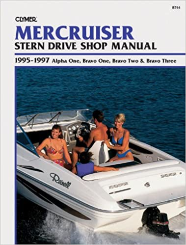 mercruiser shop manual