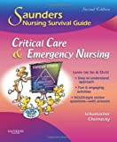 Best Emergency Nursing Books - Saunders Nursing Survival Guide: Critical Care and Emergency Review