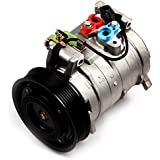 ECCPP A/C Compressor with Clutch fit for 2003-2007 Honda Accord 2.4L