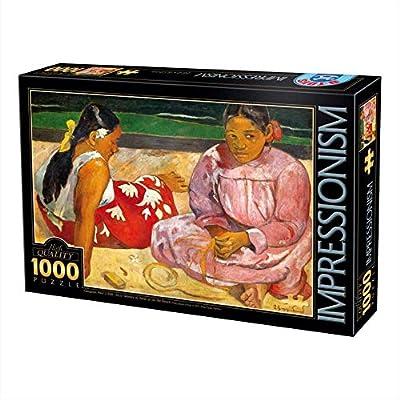 D Toys Puzzle 1000 Pcs 66961 Im05 Uni
