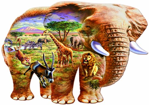 The 8 best jigsaw puzzels shaped