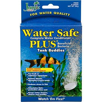 Jungle Labs Tank Buddie Water Safe+ 8 Tablets
