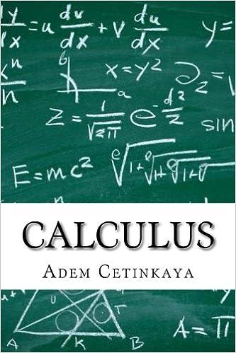 Adem Cetinkaya Books Calculus