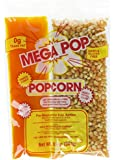 Gold Medal Products Co 24Ct Corn/Oil Kit 2838 Popcorn (10.6oz of kernels; pre-measured for 8oz kettles)