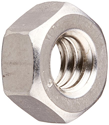 Hillman 829300 1/4 by 20-Inch Stainless Steel Finish Hex Nuts, 100-Pack