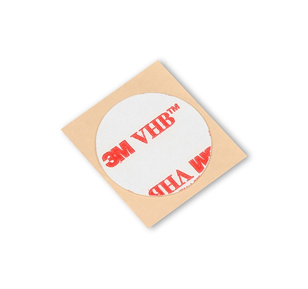 3M RP45 CIRCLE-1.25-500 1.25 Diameter Circles 1.25 Diameter Circles roll of 500 3M Adhesive Tape RP45 roll of 500