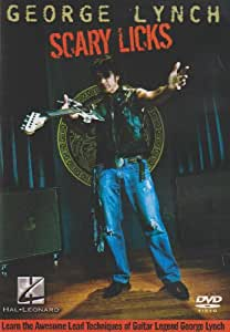 George Lynch - Scary Licks (DVD)