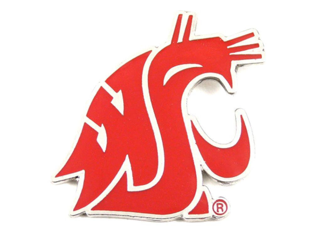 NCAA Washington State Cougars Logo Pin