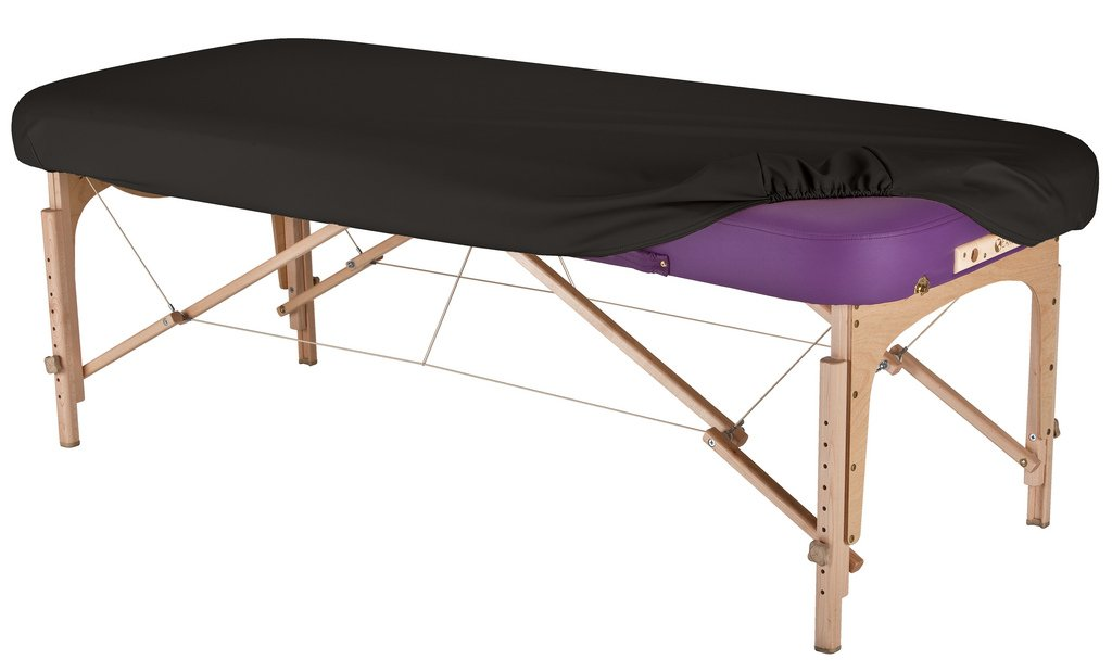 EARTHLITE Massage Table Protection Cover – 100% PU, Fitted Massage Table Replacement Cover