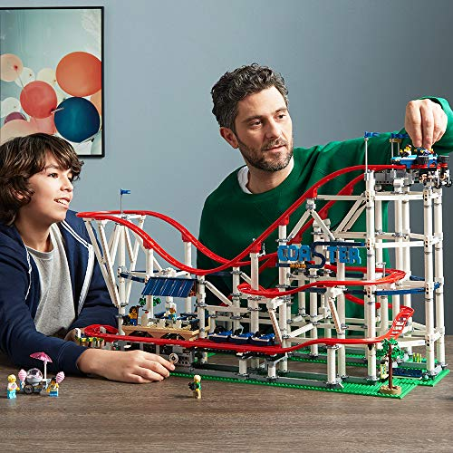 LEGO Creator Expert Roller Coaster 10261 Building Kit , New 2019 (4124 Piece) by LEGO (Image #2)