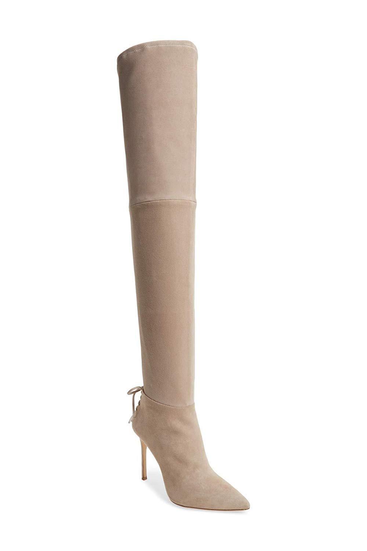 Pour La Victoire Women's Cassie Over The Knee Boot