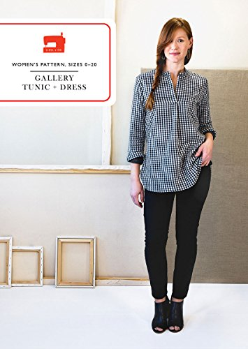 Gallery Tunic + Dress Sewing ()
