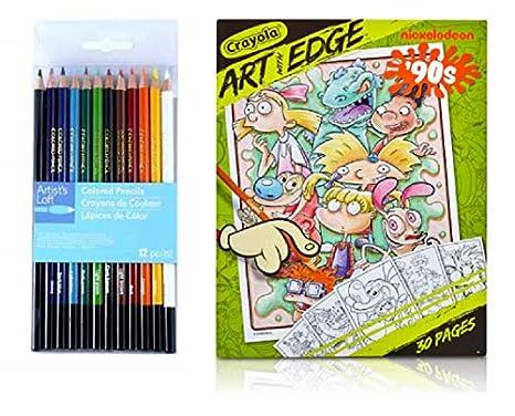 Nickelodeon Nick /'90s Retro Coloring Book Hey Arnold Rocket Power Rugrats