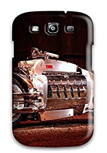 Premium Protection Dodge Tomahawkdesktop Case Cover For Galaxy S3- Retail Packaging