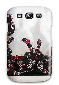 Perfect Fit XUXQLoM8696SmoWx Ottawa Senators (29) Case For Galaxy - S3