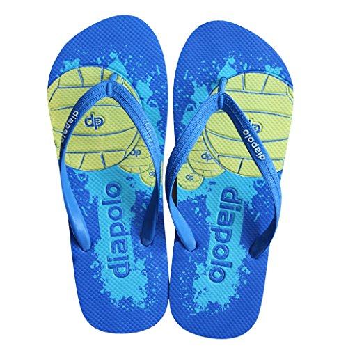 Diapolo Wasserball Badeschuhe Flip-Flops Badelatschen Badeschlappen Sandale Zehentrenner