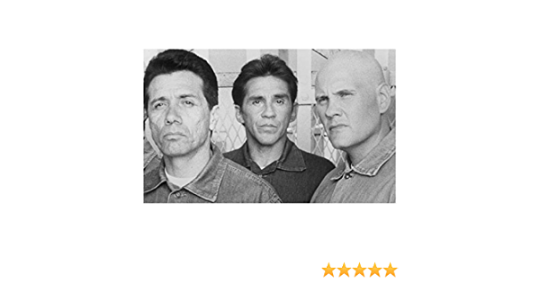 Edward James Olmos American Me With William Forsythe And Pepe Serna In Front Of Fence 8 X 10 Inch Photo At Amazon S Entertainment Collectibles Store