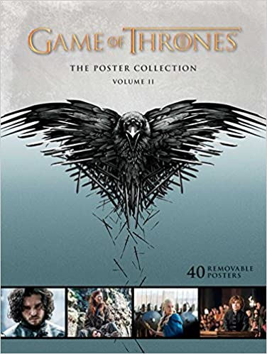 Game Of Thrones The Poster Collection Volume Ii 1