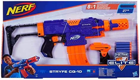 Nerf N-Strike Elite Stryfe CQ-10 automatico