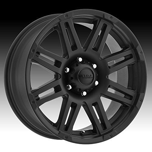 UPC 842210071681, Ultra 226SB Machine 17x8.5 6x139.7 +25mm Satin Black Wheel Rim