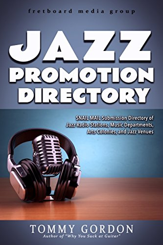 JAZZ PROMOTION DIRECTORY: SNAIL MAIL Submission Directory of Jazz