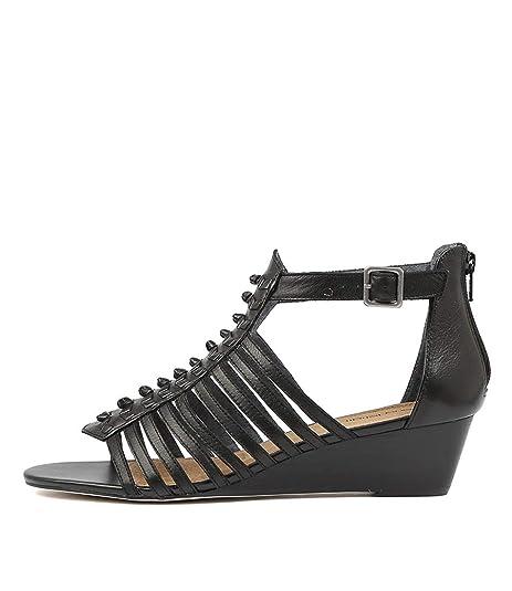 47955c3bdf3c diana ferrari Jobey Womens Shoes Medium Heels Summer Wedges  Amazon ...