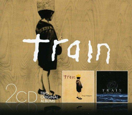 train drops of jupiter cd covers