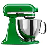 KitchenAid Artisan 5-Quart Stand Mixers (Grass Green)