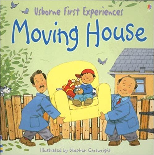 Moving House (Usborne First Experiences) by Anne Civardi (2005-06-01)