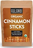 Kyпить Organic Cinnamon Sticks - 100+ Sticks - 2 3/4
