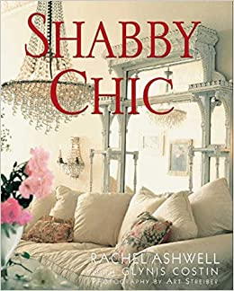 RACHEL                     ASHWELL'S SHABBY CHIC could inspire YOUR FURNITURE                     PAINTING BIZ. All of her basic pieces were garage                     sale beat up furniture.