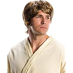Rubie's Adult Star Wars Luke Skywalker Wig
