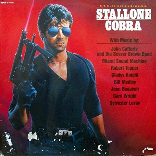 STALLONE/COBRA (Original Motion Picture Soundtrack- VINYL ()