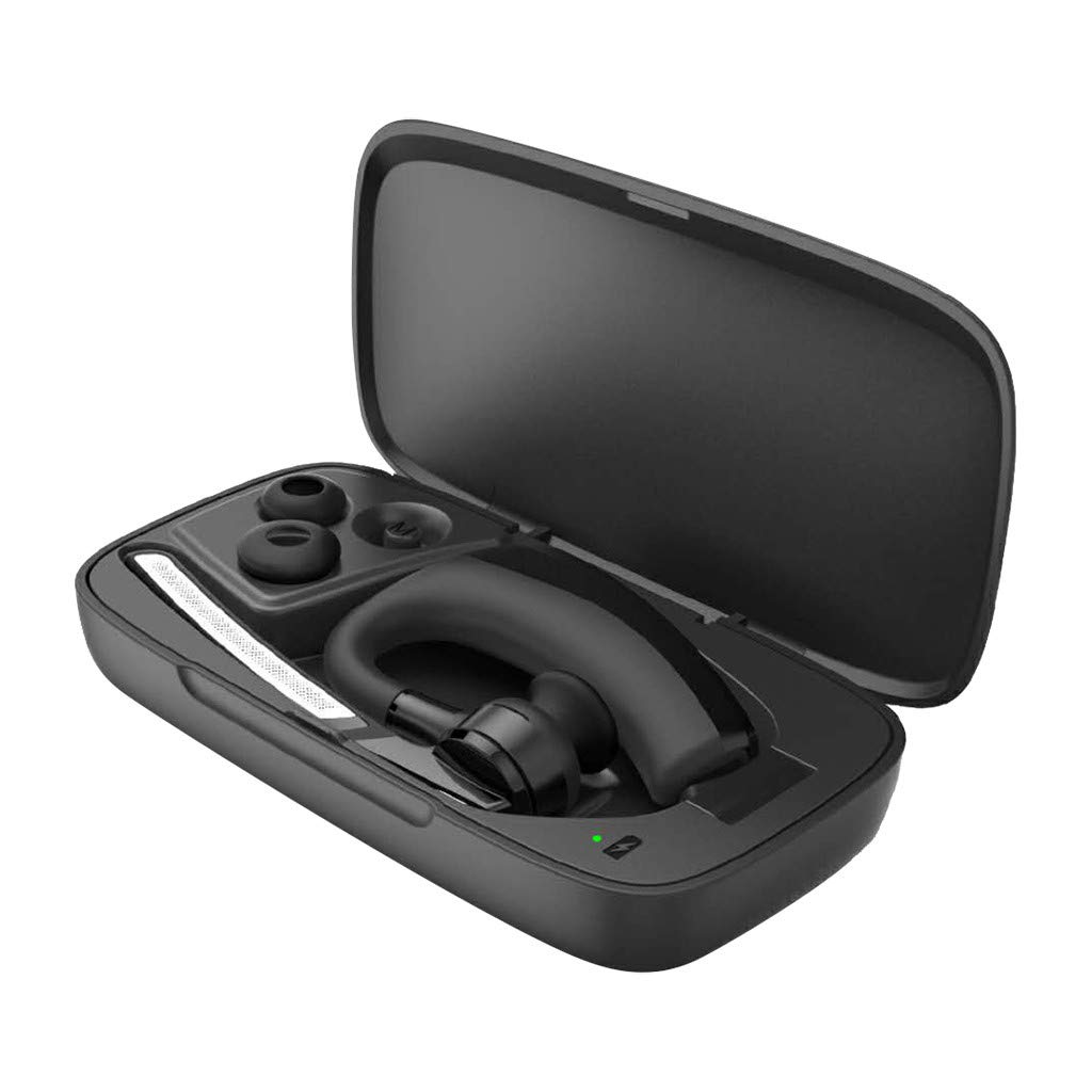 Colmkley ワイヤレス Bluetooth イヤホン ノイズキャンセリング Bluetooth ヘッドホン ワイヤレス 有線 折りたたみ式 ヘッドセット マイク付き 快適な旅行 仕事 TV PC コンピューター 電話   B07R4X6KKK