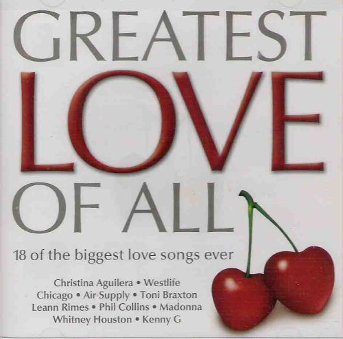who wrote the song the greatest love of all