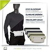 Lewis N. Clark RFID Blocking Money Belt Travel