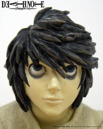 Death Note: Craft Label L (Lawliet) 9″ Statue