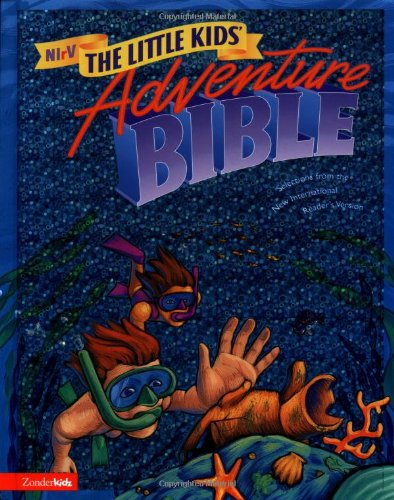 Little Kids Adventure Bible